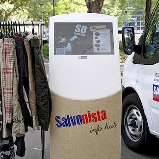 Salvos Salvonista Pop-Up Stores