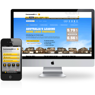 CommBank Property Guide App